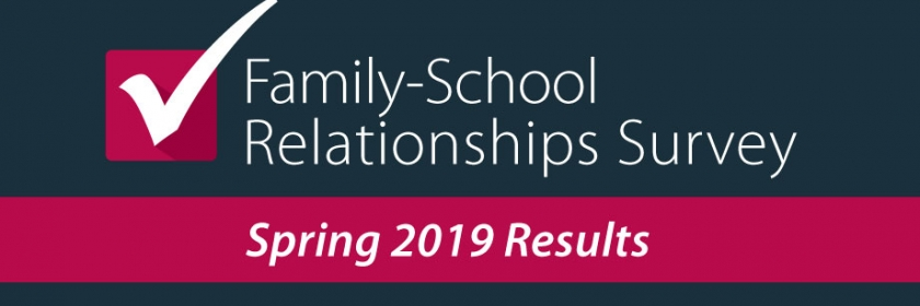 Family-School Relationships Survey Results 2019